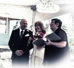 A Westcoast Celebrant Wedding